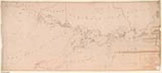 MIKAN 2148173 Plan of islands, islets and rocks in Stony and Lovesick lakes and Deer Bay waters, Kawartha Group, Peterborough County, Ontario. / 1914. [505 KB, 3000 X 1351]