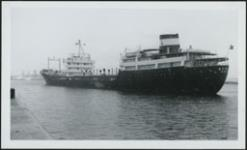 MIKAN 5063891 S K R Oslo on the St Lawrence Seaway, Iroquois Ontario [graphic material] June 22, 1970. [165 KB, 1000 X 607]