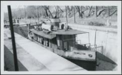 MIKAN 5063896 Templeton, Rideau Locks Ottawa   . April 17, 1964. [Templeton, Rideau Locks Ottawa ., April 17, 1964.]