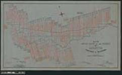 MIKAN 4170492 Plan of river lots in the Parish of Lorette, Province of Manitoba. Surveyed by (signed) G. McPhillips, Deputy Surveyor. Examined and certified (signed) A. H. Whitcher, Inspector of Surveys. Dominion Lands Survey Office, Winnipeg, February 16th, 1878. Dominion Lands Office, Ottawa, 1st May, 1880. Lindsay Russell, Surveyor General. [Traced in 1931]. [cartographic material]. 1 May 1880 (1931) [Plan of river lots in the Parish of Lorette, Province of Manitoba. Surveyed by (signed) G. McPhillips, Deputy Surveyor. Examined and certified (signed) A. H. Whitcher, Inspector of Surveys. Dominion Lands Survey Office, Winnipeg, February 16th, 1878. Dominion Lands Office, Ottawa, 1st May, 1880. Lindsay Russell, Surveyor General. [Traced in 1931]. [cartographic material]., 1 May 1880 (1931)]