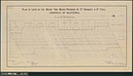 MIKAN 4158179 Plan of lots in the outer two miles, Parishes of St. Norbert and St. Vital, Province of Manitoba. Section 2 (West of River). Surveyed by A. Martin, Domn. Land Survr., Winnipeg, Ma., 1874. Examined and certified, A.H. Whitcher, Inspector of Surveys. Department of the Interior, Dominion Lands Branch, Ottawa, 1st July 1877. J.S. Dennis, Surveyor General. Photo-lith. by the Burland Lith. Co., Montreal. [cartographic material]. 1871 (1874) [Plan of lots in the outer two miles, Parishes of St. Norbert and St. Vital, Province of Manitoba. Section 2 (West of River). Surveyed by A. Martin, Domn. Land Survr., Winnipeg, Ma., 1874. Examined and certified, A.H. Whitcher, Inspector of Surveys. Department of the Interior, Dominion Lands Branch, Ottawa, 1st July 1877. J.S. Dennis, Surveyor General. Photo-lith. by the Burland Lith. Co., Montreal. [cartographic material]., 1871 (1874)]