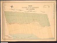 MIKAN 4150724 Parish of Plan of/St. Laurent Lake Manitoba. [cartographic material]. 1874 [Parish of Plan of/St. Laurent Lake Manitoba. [cartographic material]., 1874]