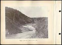 MIKAN 5112716 Rapids on North Fort of High River, Alberta. [between 1891 to before June 1896] [132 KB, 1000 X 731]