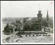 MIKAN 5026454 MIKAN 5026454: City Hall from Post Office. Progress. 1929. [City Hall from Post Office. Progress., 1929.]