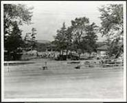 MIKAN 5066186 Federal District Improvement Commission Records. Looking west at Rockcliffe Park. July 8, 1930 [Federal District Improvement Commission Records. Looking west at Rockcliffe Park., July 8, 1930]