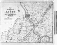 Map of the Township of ASCOT compiled from actual and original surveys by A.H. Whitcher P.L.S. Sherbrooke 1864. W.A. LITTLE, Lith. Montreal. [cartographic material].