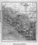 Cereal map of Saskatchewan showing acreage under crop in each township in wheat, oats, barley and flax during 1915. [cartographic material].