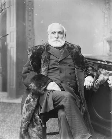 Link to the profile of the prime minister Sir Mackenzie Bowell