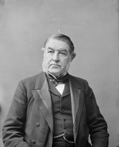 Link to the profile of the prime minister Sir Charles Tupper