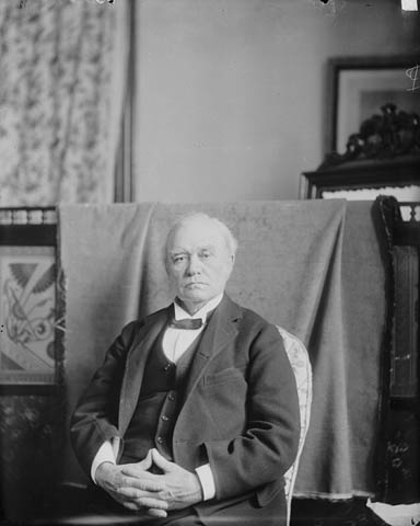Link to the profile of the prime minister Sir John Joseph Caldwell Abbott