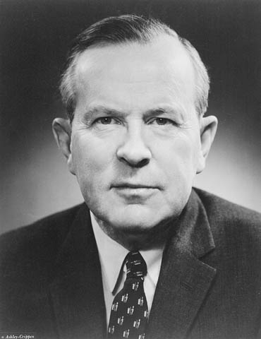 Link to the profile of the prime minister Lester Bowles Pearson