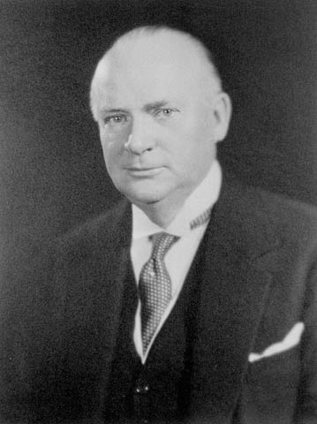 Link to the profile of the prime minister Richard Bedford Bennett